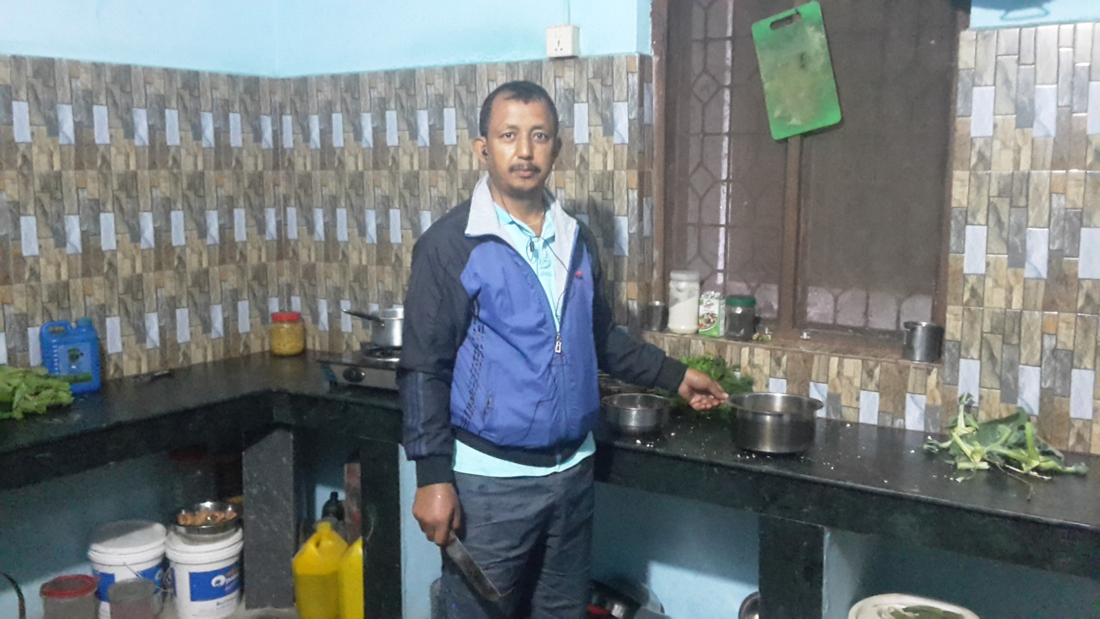 Guesthouse landlord