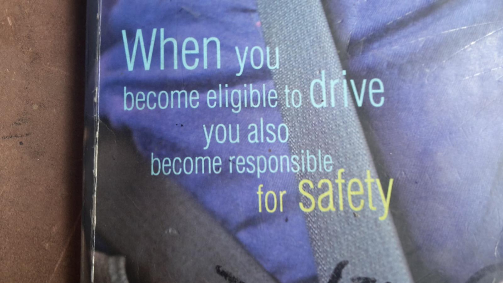 Learner drivers handbook