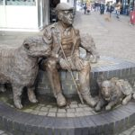 Statue in Petersfield