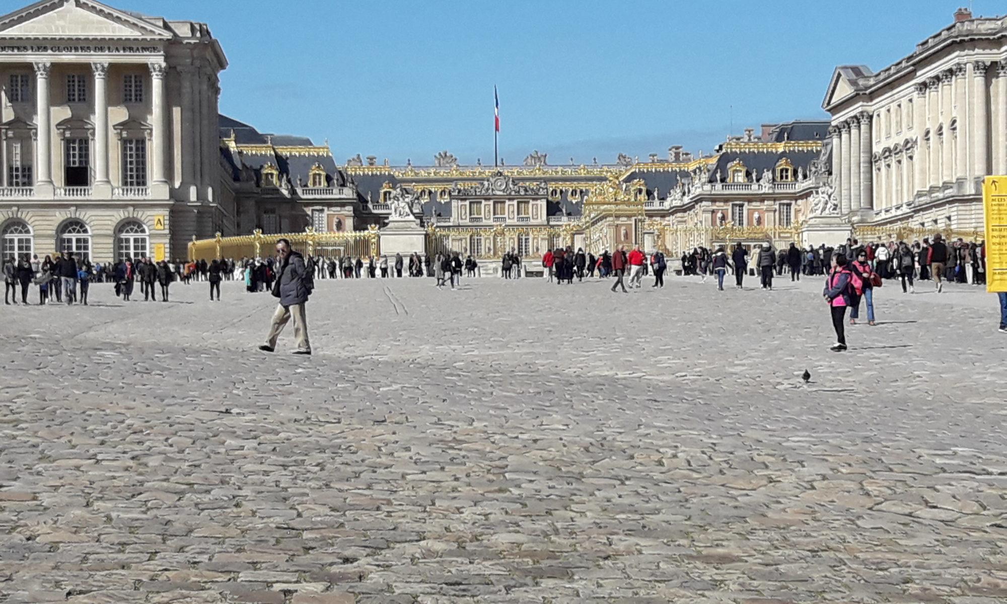 Cobbles people chateau
