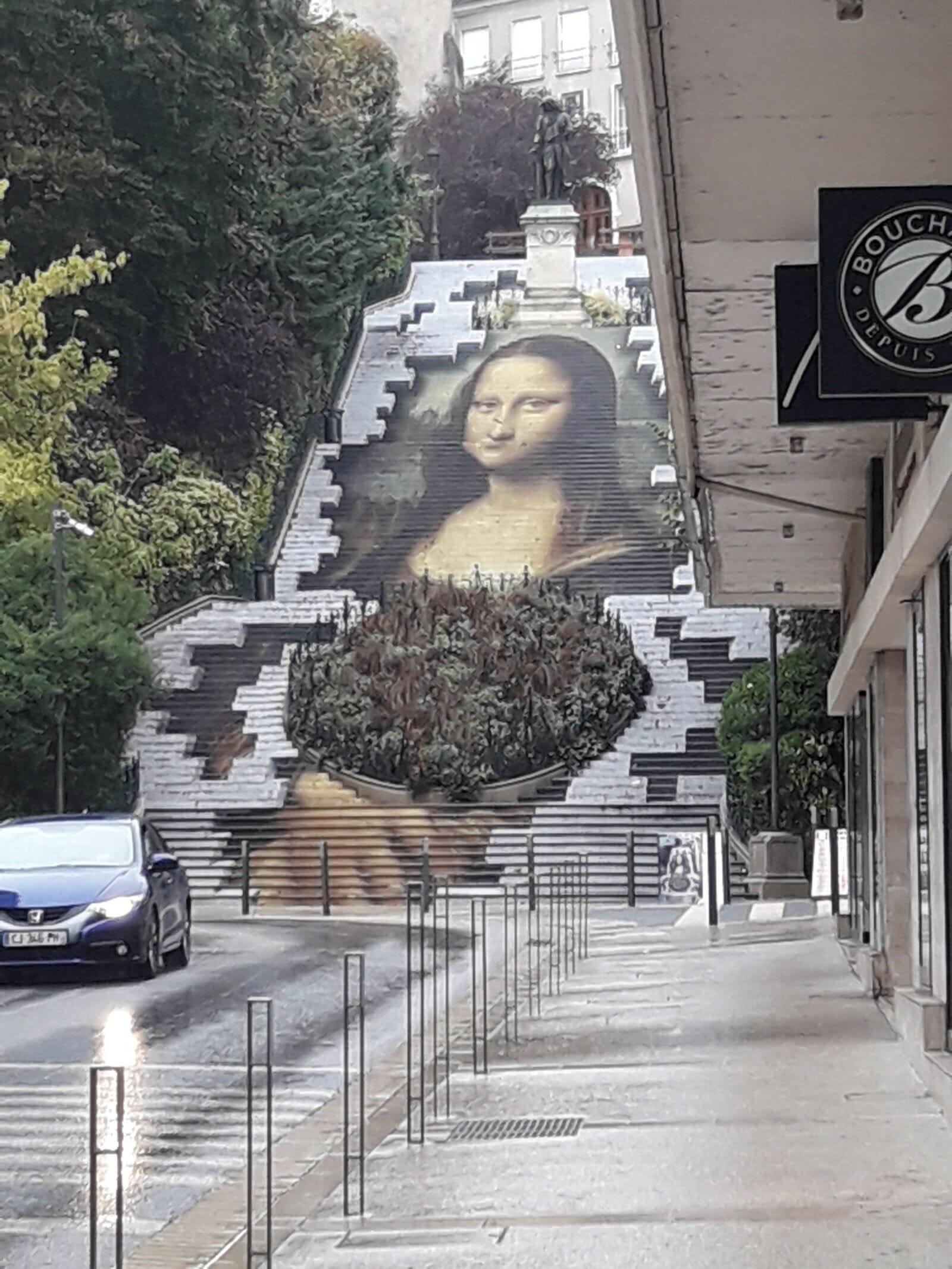 Mona Lisa Muriel
