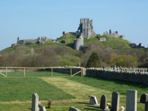 Ruined castle 2017 bicycle tour