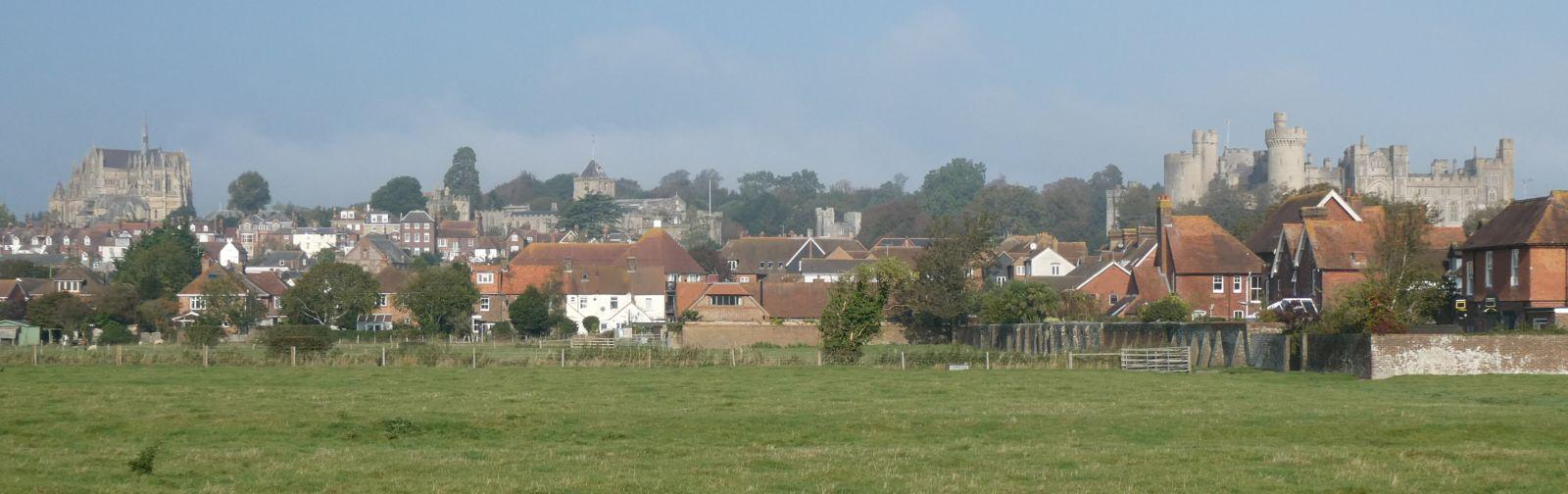 Town landscape