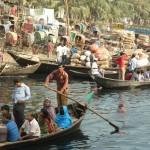 Dhaka waterfront