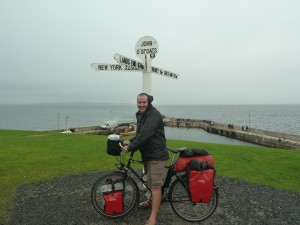 Bognor to John O'Groats September 2014