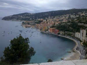 Malaga to Monaco April-May 2011