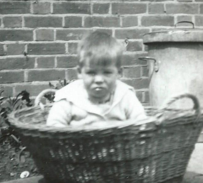 Garry McGivern May 1965