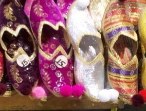 Turkish shoes