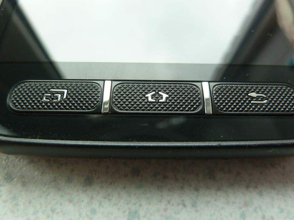 Samsung Xcover 4 keys