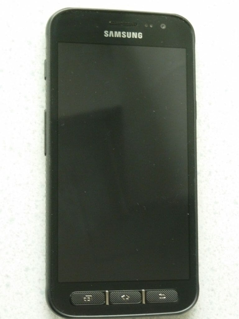 Samsung Xcover 4 phone