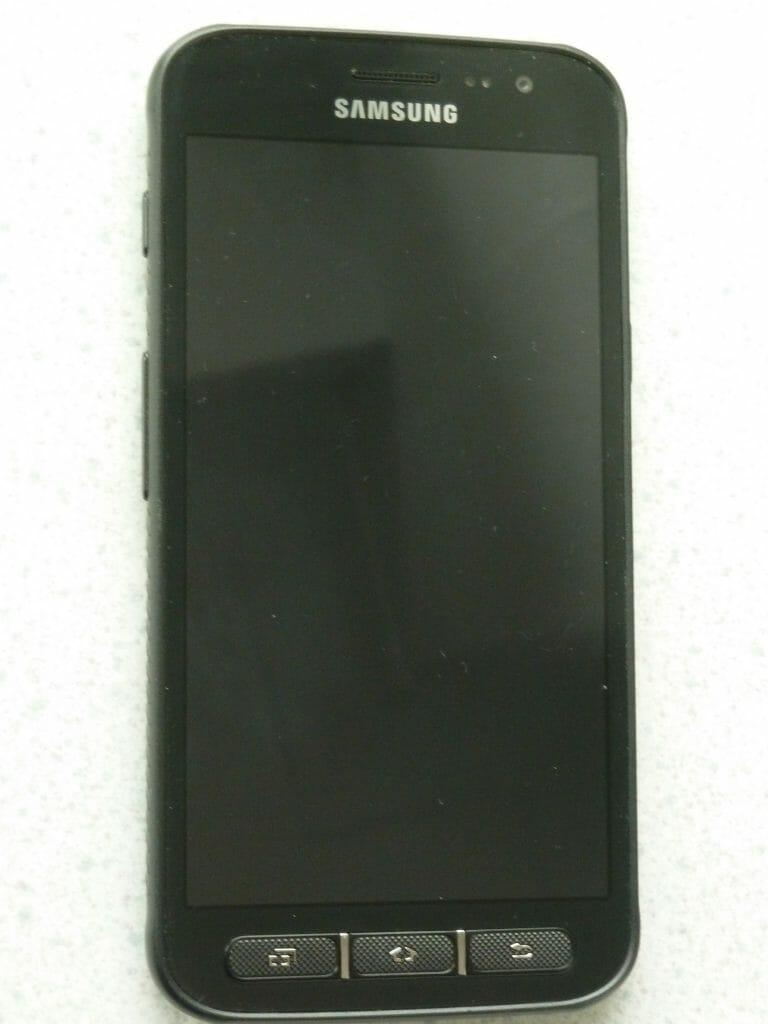 Samsung Xcover 4 phone