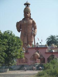 Hanuman Indian monkey god