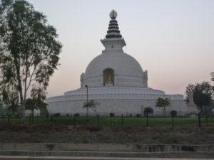 World Peace Pagoda, Delhi