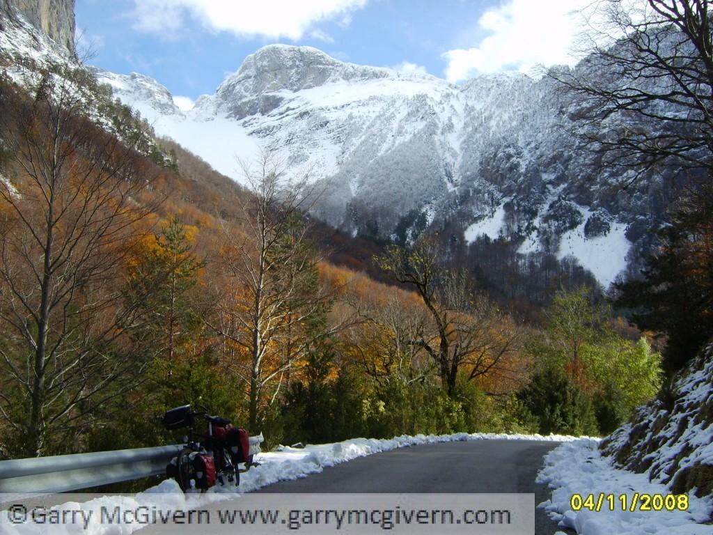 Pyrenees Mountains November 2008