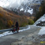 Garry McGivern in the Pyrenees Mountains