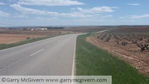 Baron landscape Spain