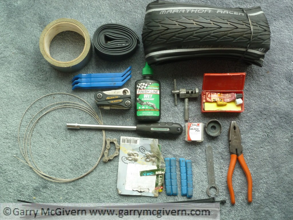 Tools and Spares