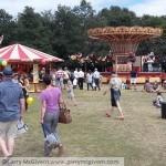 Traditional fun fair at the Chilli Fiesta